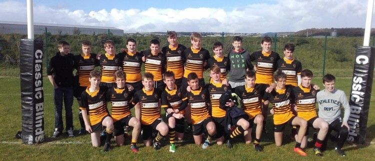 Letterkenny RFC Share The Spoils With Virginia At Dave