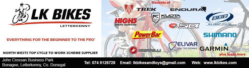 LK Bikes advert