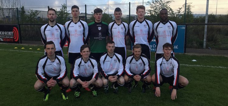 Letterkenny Rovers Take USL Title Race To Final Day With