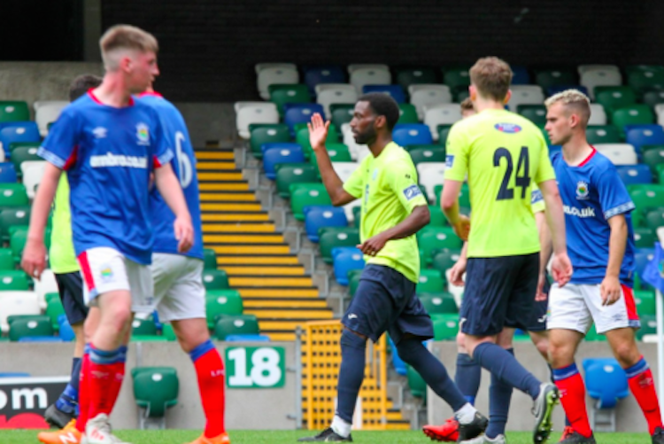 Finn Harps run rule over trialists in friendly win over